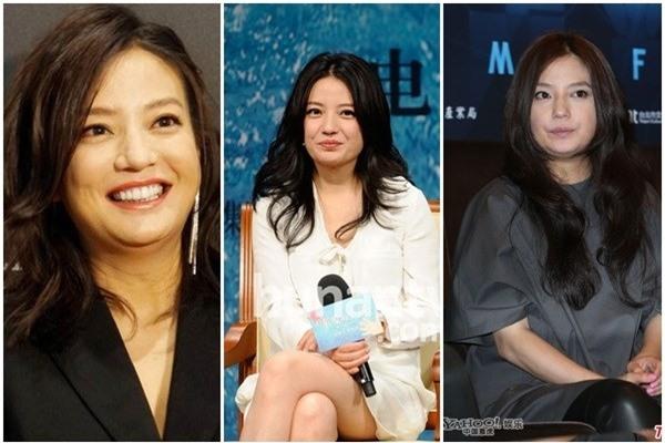 Mỹ nhân Hoa ngữ bỗng dưng tăng cân: Người được khen đẹp như nữ thần, kẻ thì bị chê kém sắc - Ảnh 3