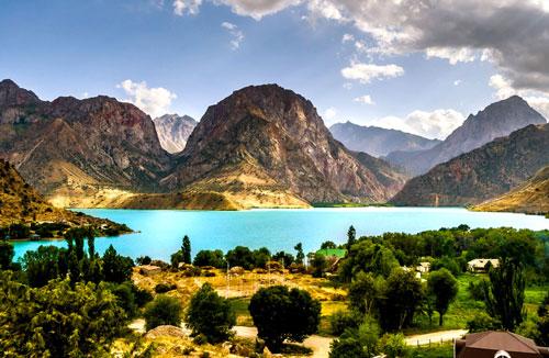 1. Tajikistan (tốc độ tăng trưởng: 190,1%). Ảnh: Journalofnomads.