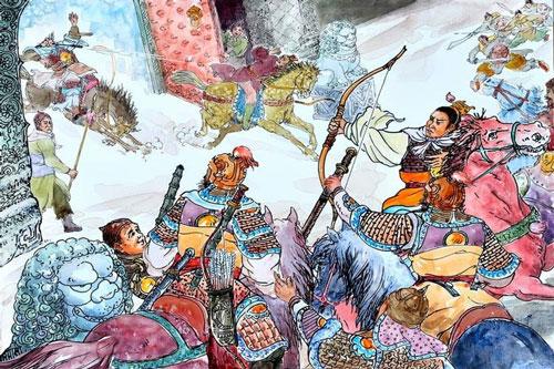 Thảm sát Huyền Vũ Môn tranh quyền đoạt vị