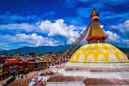7. Nepal (tốc độ tăng trưởng: 24,8%). Ảnh: Vietravel.