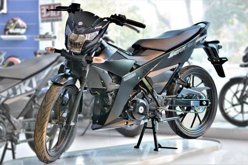Cận cảnh Suzuki Satria F150 giá 51,99 triệu tại Việt Nam, cạnh tranh với Yamaha Exciter, Honda Winner X
