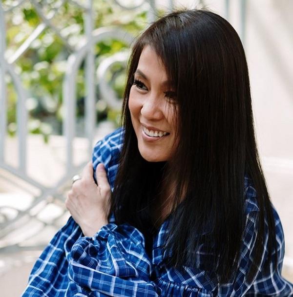 Nữ hoàng truyền thông Chu Thị Hông Anh.