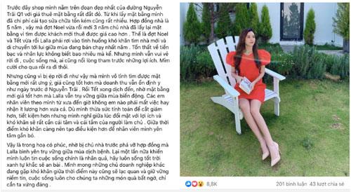 """Hot girl Midu lần đầu chia sẻ về công việc kinh doanh, cô tâm niệm: """"Chỉ cần sống tốt, trời xanh khắc tự an bài""""."""