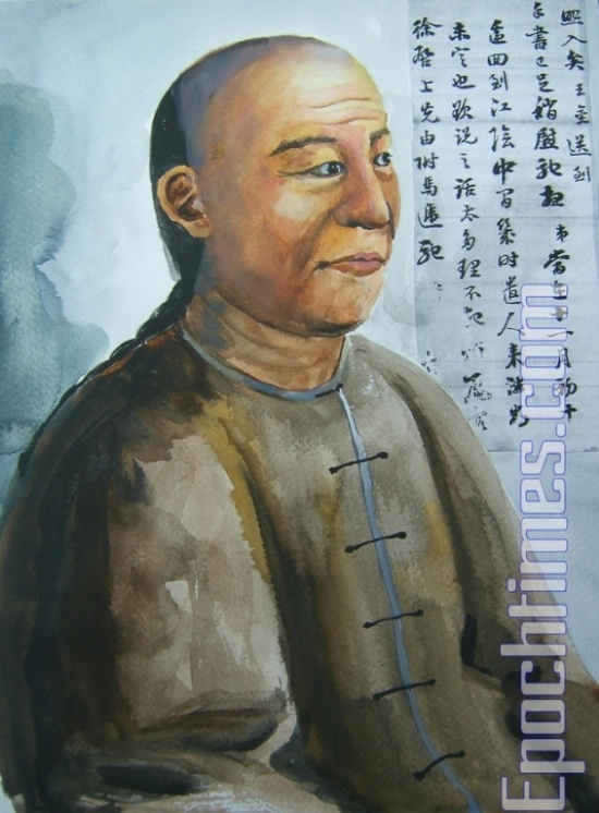 """Cái tên """"Lưu gù"""" là do Gia Khánh Hoàng đế khởi xướng gọi đầu tiên"""