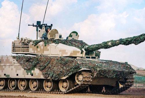 Xe tăng Type 15 của quân đội Trung Quốc