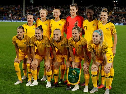 1. Australia - (điểm số: 1.963). Ảnh: VTV.