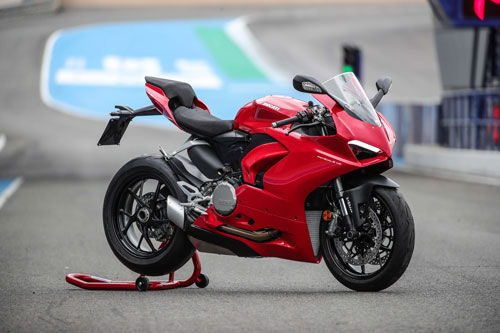 10. Ducati Panigale V2.
