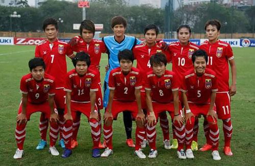 10. Myanmar - (điểm số: 1.511). Ảnh: MFF.