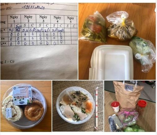 Những món ăn ngon trong khu cách ly của Quân đoàn 4 tại Bình Dương được Cát Tường chia sẻ.