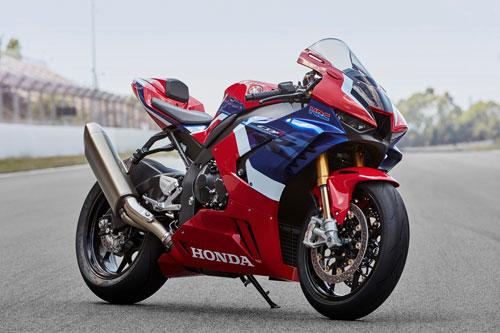3. Honda CBR1000RR-R Fireblade SP.
