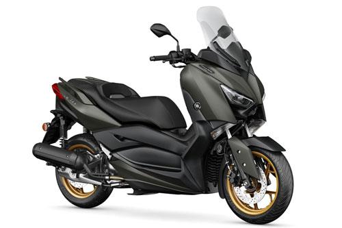 3. Yamaha X-Max 125.