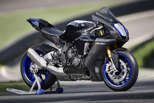 4. Yamaha YZF-R1M.