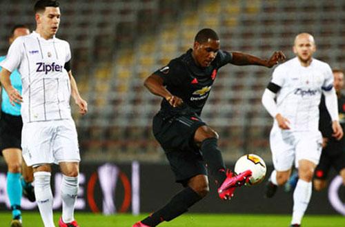 Ighalo được vinh danh tại Man United