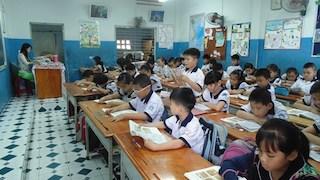 TP.HCM: Tiếp tục cho học sinh nghỉ học đến hết 19/4