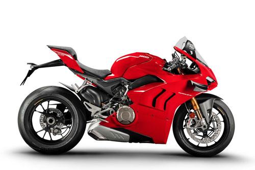 Ducati Panigale V4S.
