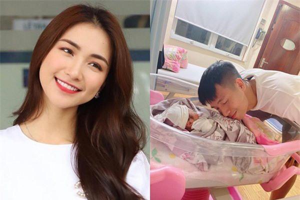 Hòa Minzy liên tiếp rò rỉ thông tin mang bầu và sinh quý tử đầu lòng - Ảnh 1.