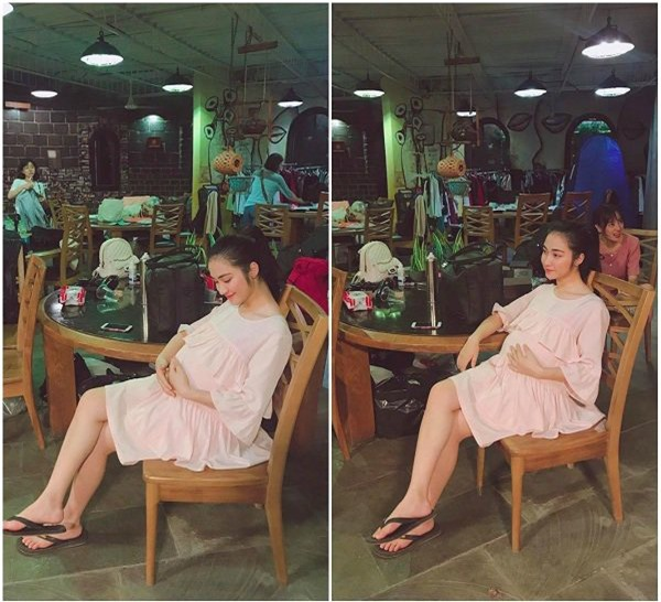 Hòa Minzy liên tiếp rò rỉ thông tin mang bầu và sinh quý tử đầu lòng - Ảnh 2.