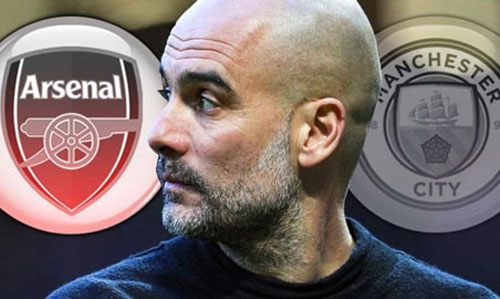 HLV Pep Guardiola.