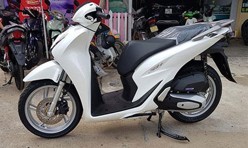 Honda SH Mode, SH 125/150, Air Blade 2020 giá thấp kỷ lục