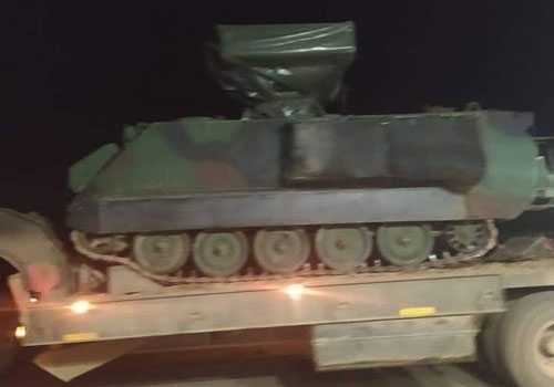 Thổ Nhĩ Kỳ đã điều đến chiến trường Idlib, Syria hệ thống phòng không tầm thấp ATILGAN do Mỹ phát triển.