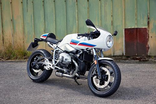 1. BMW R nineT Racer.