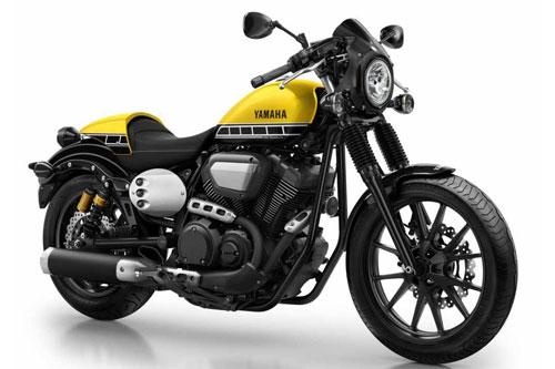 10. Yamaha XV950 Racer.