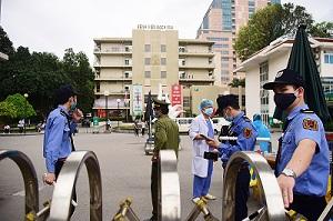 Covid-19: 9 trường hợp dương tính với Covid-19, Việt Nam có 203 ca bệnh