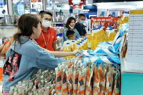 Doanh thu bán lẻ hàng hóa trong 3 tháng đầu năm nay của Việt Nam vẫn tăng 7,7% so với cùng kỳ năm trước.