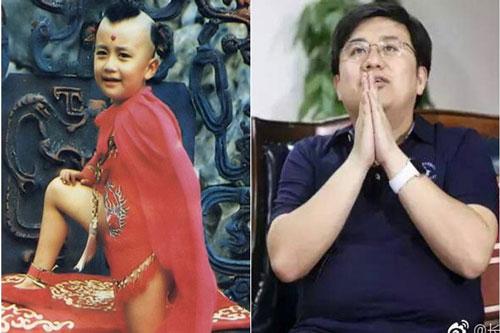 """Cuộc sống hiện tại của """"Hồng Hài Nhi"""" Triệu Hân Bồi, trở thành đại gia trăm tỷ, ngoại hình """"phát tướng không nhận ra"""""""