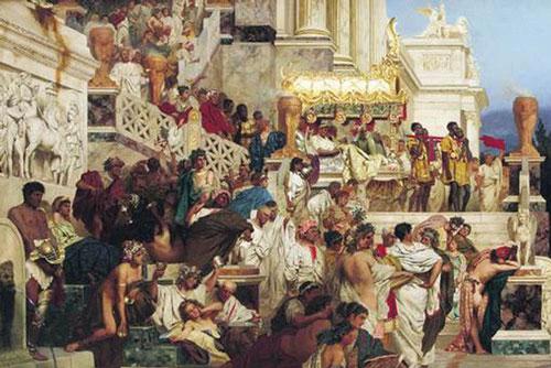 """""""Bạo chúa"""" Nero: Kết thúc những năm tháng """"vàng son"""" và sự trở lại của nhà vua"""