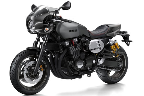 9. Yamaha XJR1300 Racer.