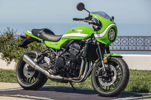 Top 10 môtô cafe racer tốt nhất năm 2020: Gọi tên Kawasaki Z900RS Cafe
