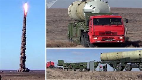 Cach phong thu Nga diet sach ten lua ICBM