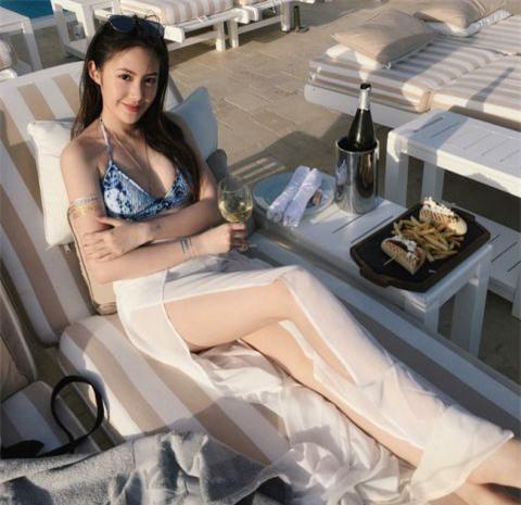 Cận cảnh nhan sắc hot girl gốc Việt số 1 tại Lào - 11