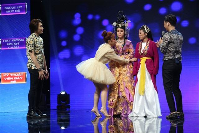 Gặp may mắn, Mâu Thủy giành giải thưởng lớn tại Giác quan thứ 6 - Ảnh 3.