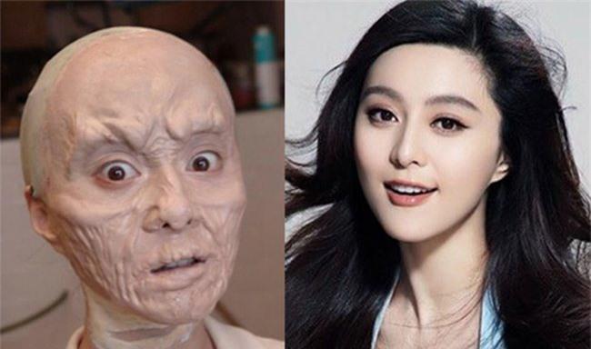 """""""Ngất xỉu"""" trước tạo hình xấu kinh dị của mỹ nhân Hoa ngữ trên màn ảnh - 2"""