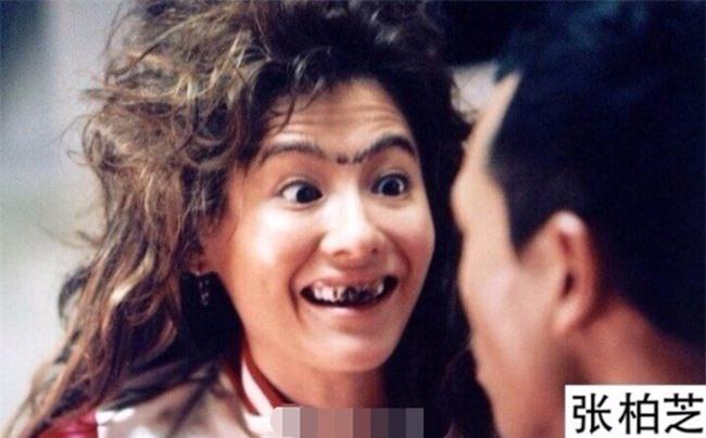 """""""Ngất xỉu"""" trước tạo hình xấu kinh dị của mỹ nhân Hoa ngữ trên màn ảnh - 7"""