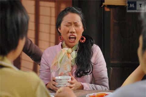 Nữ diễn viên thảm hại với cảnh khóc - 10