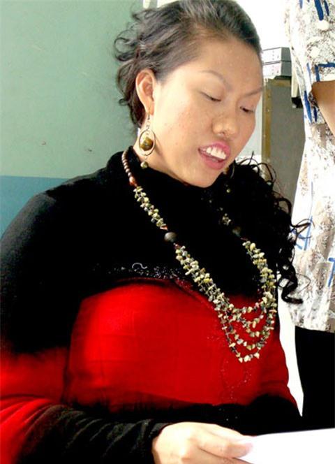 Nữ diễn viên thảm hại với cảnh khóc - 11