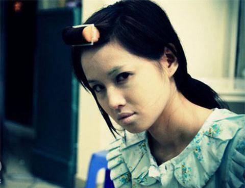 Nữ diễn viên thảm hại với cảnh khóc - 13
