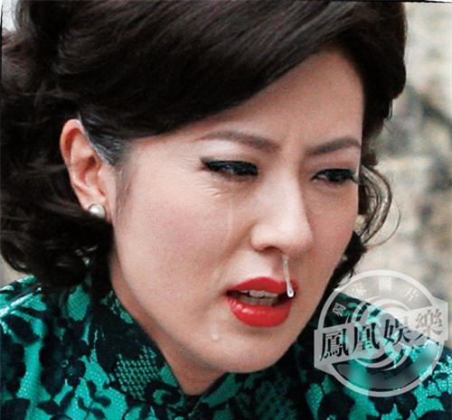 Nữ diễn viên thảm hại với cảnh khóc - 4