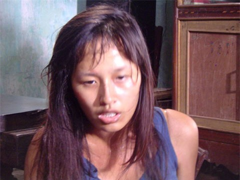 Nữ diễn viên thảm hại với cảnh khóc - 6