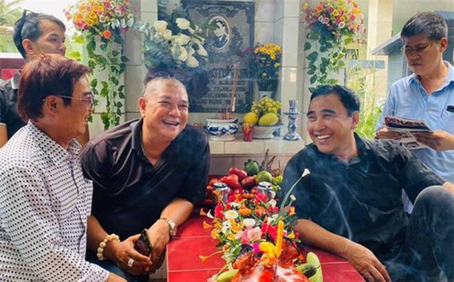Những tình bạn đặc biệt giữa Vbiz: Anh Đức - Trấn Thành gắn bó gần 2 thập kỷ, xúc động nhất là Mai Phương - Ốc Thanh Vân - Ảnh 12.