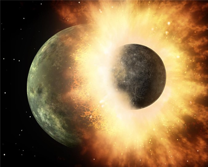 Tìm ra mảnh vỡ của hành tinh lạ từng giúp tạo thành Mặt Trăng - 2