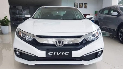 Honda Civic 1.8 E