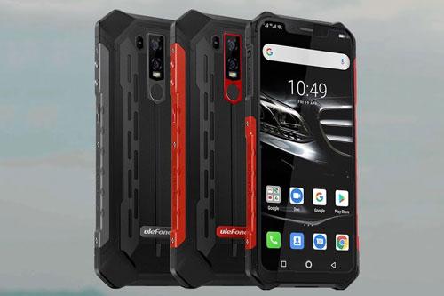 Sức mạnh phần cứng của Ulefone Armor 6E đến từ chip Mediatek Helio P70 lõi 8 với tốc độ tối đa 2,1 GHz, GPU MP3-G72 MP3. RAM 4 GB/ROM 64 GB, có khay cắm thẻ microSD với dung lượng tối đa 256 GB. Hệ diều hành Android 9.0 Pie thuần Google.