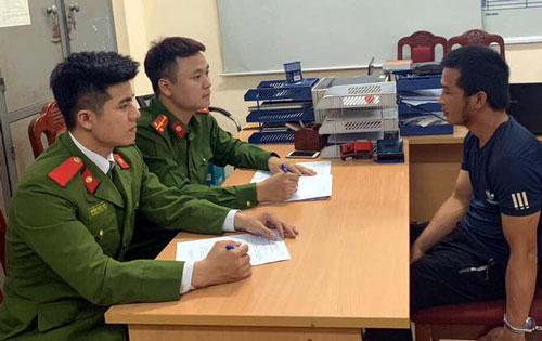 Hà Nội: Đối tượng truy nã đặc biệt nguy hiểm bị bắt trước khi lên tàu trốn vào Nam