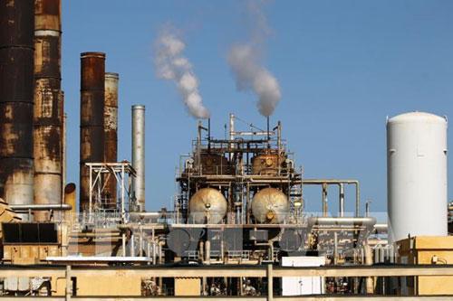 """Giá dầu Brent chạm mức """"đáy"""" kể từ tháng 11/2002 (Ảnh Internet)"""