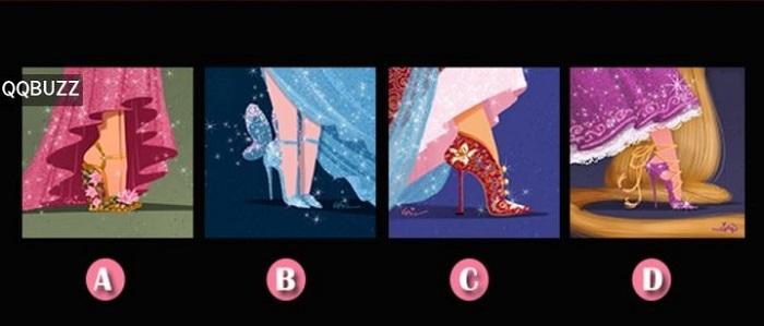 Bạn chọn đôi giày cao gót nào?