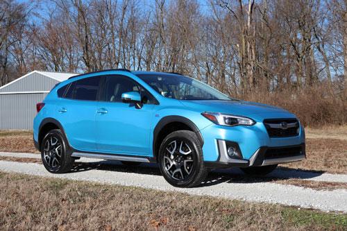 =5. Subaru Crosstrek (mức tiêu hao nhiên liệu ở đường hỗn hợp: 9,4 lít /100 km).